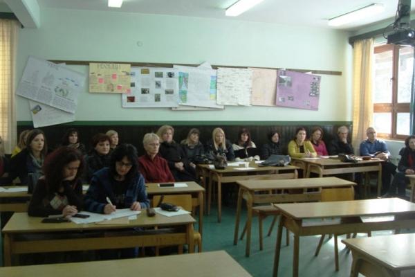 Наставници