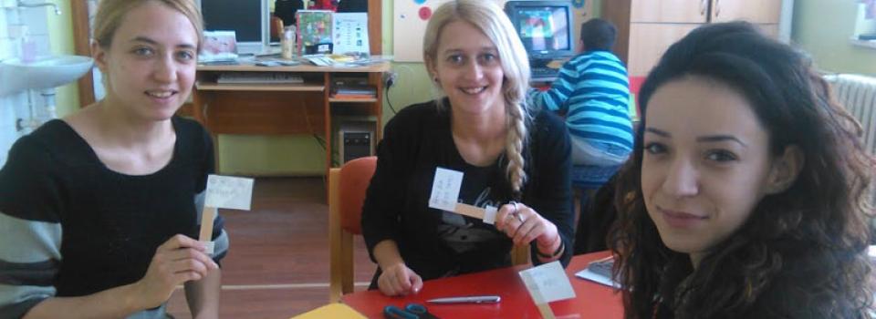 Volunteer workshops